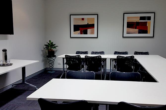 North Shore Corporate Centre Training Room