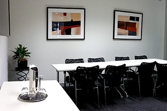 North Shore Corporate Centre Training Room